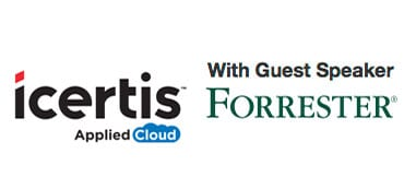 Icertis with Forrester