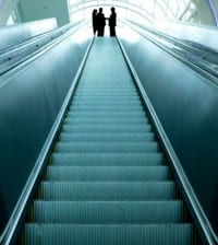 iStock_escalator