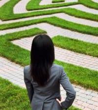 iStock_business maze