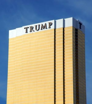 Trump International Hotel in Las Vegas