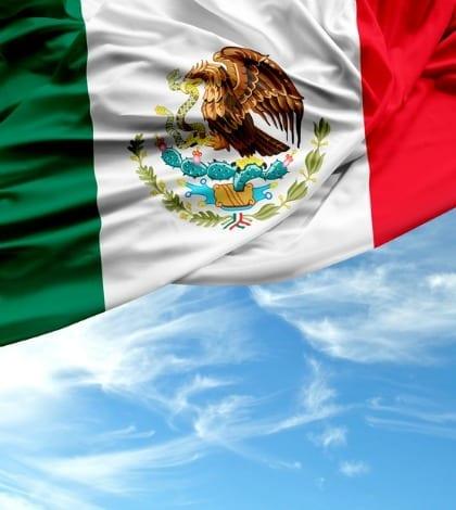 Mexico flag 60312280 420