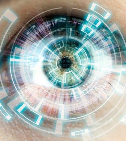 eye iris scan biometric 599460976 420