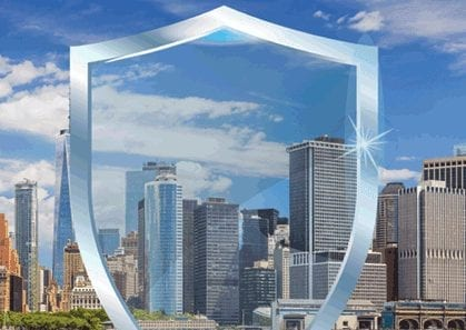 City security protection cybersecurity