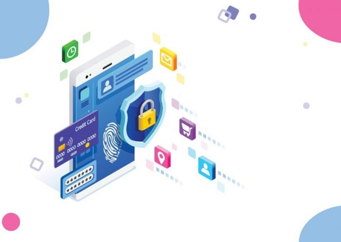 cyber-security-and-authentication-concept-vector-id979043858