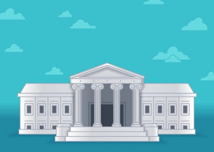 supreme-court-of-the-united-states-vector-id1275875453