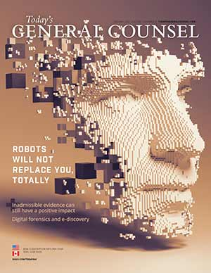 Today's General Counsel January 2021