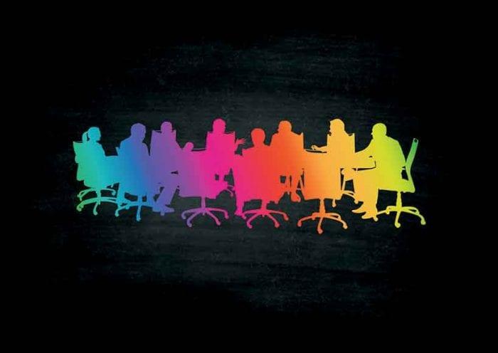legal operations, board, diversity