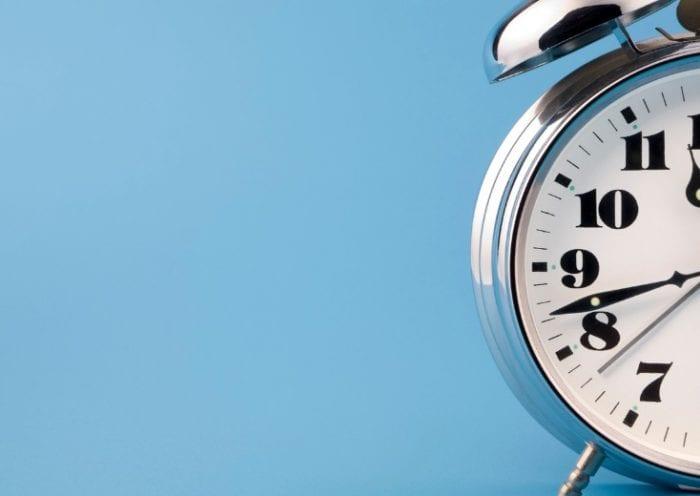 retro-alarm-clock-picture-id175165308